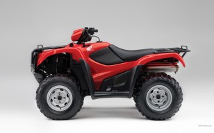 Honda, ATV, FourTrax Foreman, FourTrax Foreman 2012, мото, мотоциклы, moto, motorcycle, motorbike обои