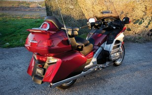 Honda, Touring - Sport Touring, Gold Wing, Gold Wing 2012, мото, мотоциклы, moto, motorcycle,