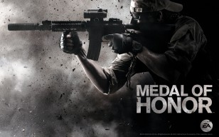 Medal of honor, оружие, война, талибы