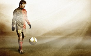 Football, Lionel messi, barcelona обои