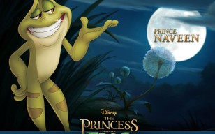 Princess and the Frog обои