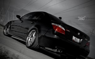 Bmw, m5, 360forged