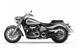 Yamaha, Cruiser, XV1900A Midnight Star, XV1900A Midnight Star 2007, мото, мотоциклы, moto, обои 1920x1200