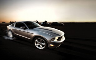 5.0, muscle car, Ford, mustang обои