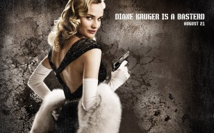 Diane Kruger is a basterd обои
